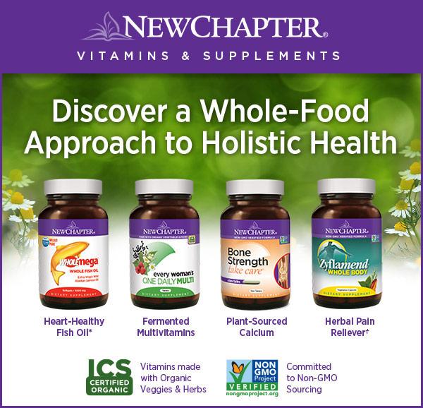 Мультивитамины New-Chapter