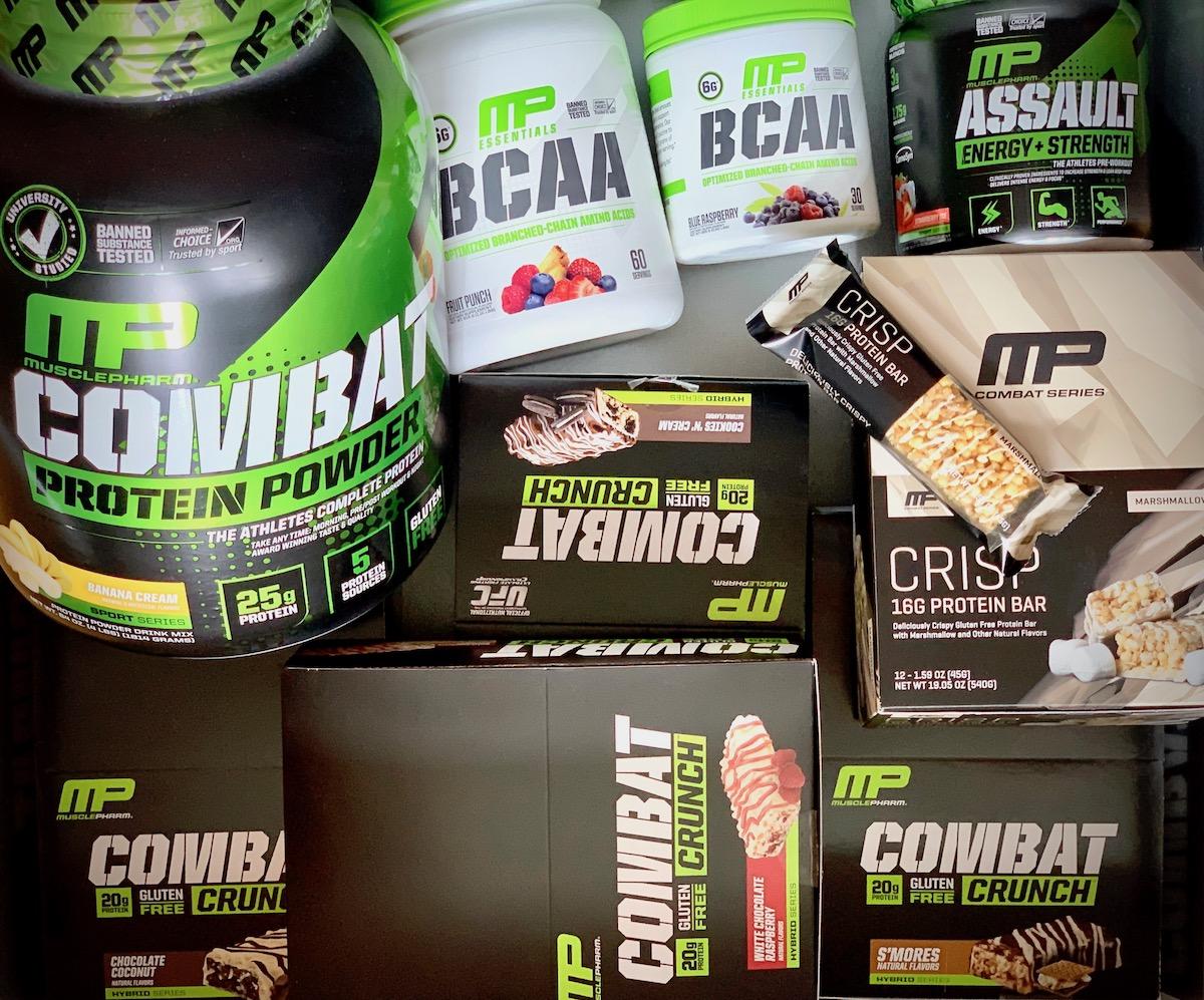 Спортивное питание MusclePharm