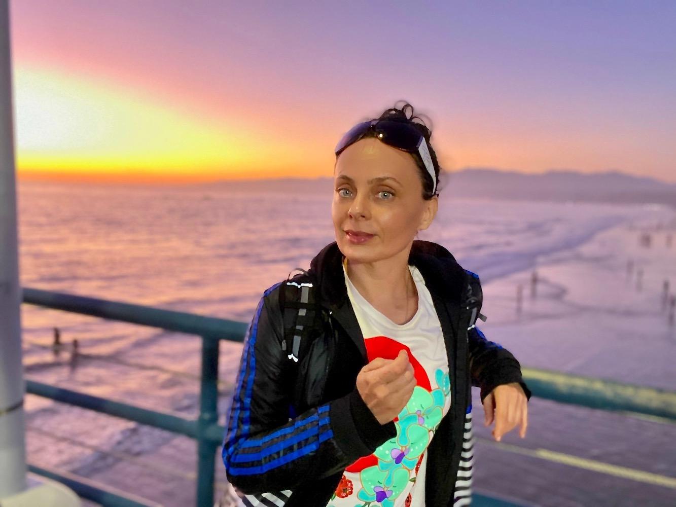 Марина Хайфа, Санта-Моника, Калифорния
