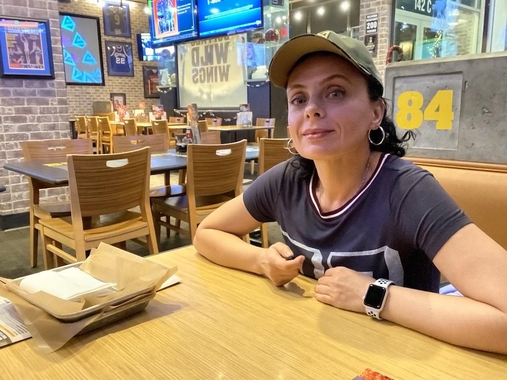 Марина Хайфа, путешествие в iHerb