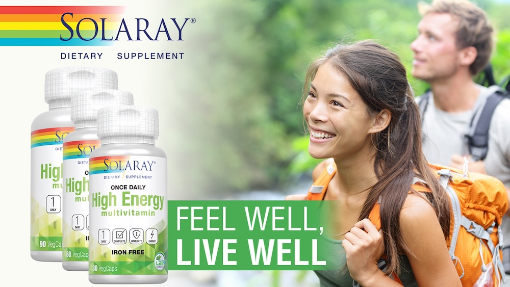 Витамины Solaray